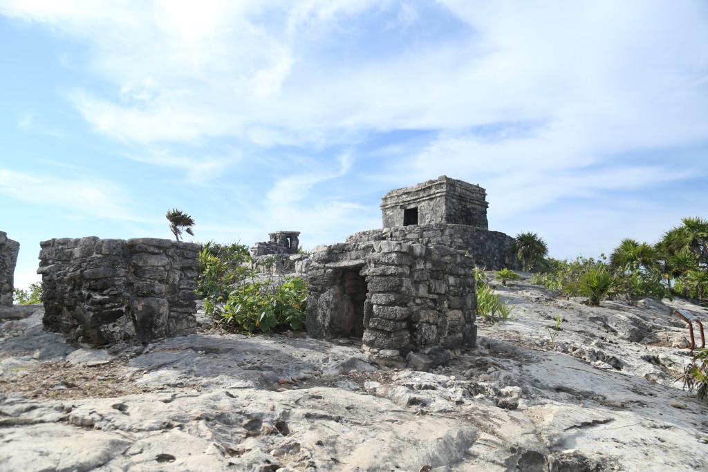 Ruines-archéologique-Tulum