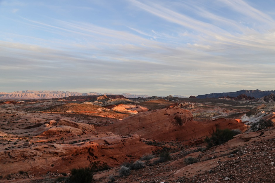 valley-of-fire-state-park-rainbow-view-sunset-nevada-las-vegas