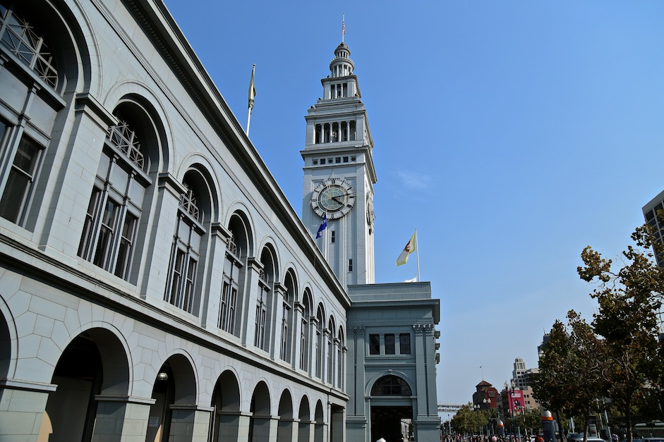 Embarcadero: Le Ferry Building et son Farmer's Market