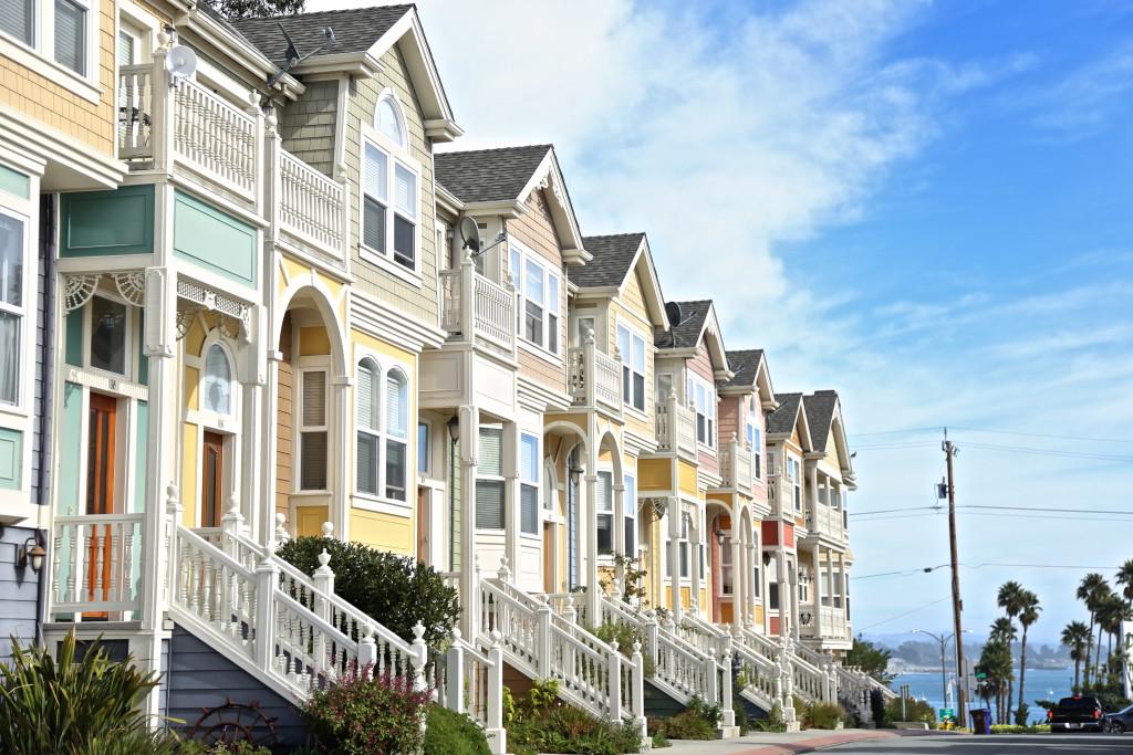 santa-cruz-californie-maisons