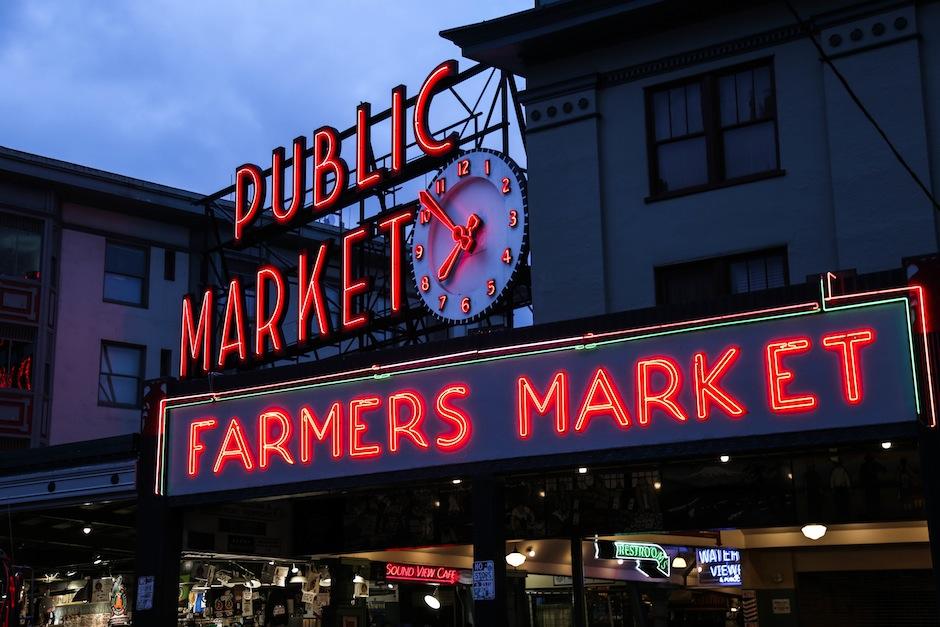 Seattle : Rain City