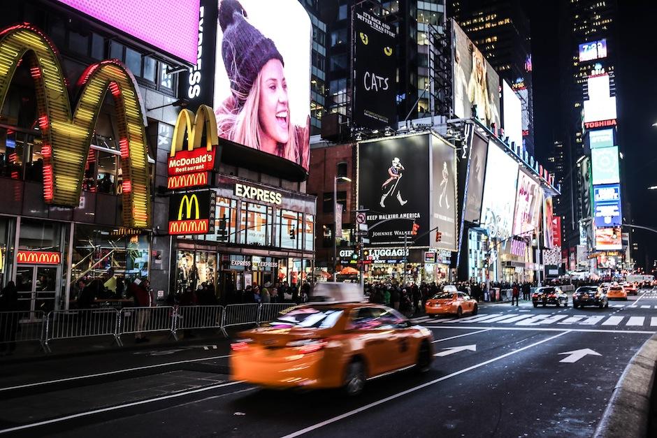 Visiter New-York à Noël