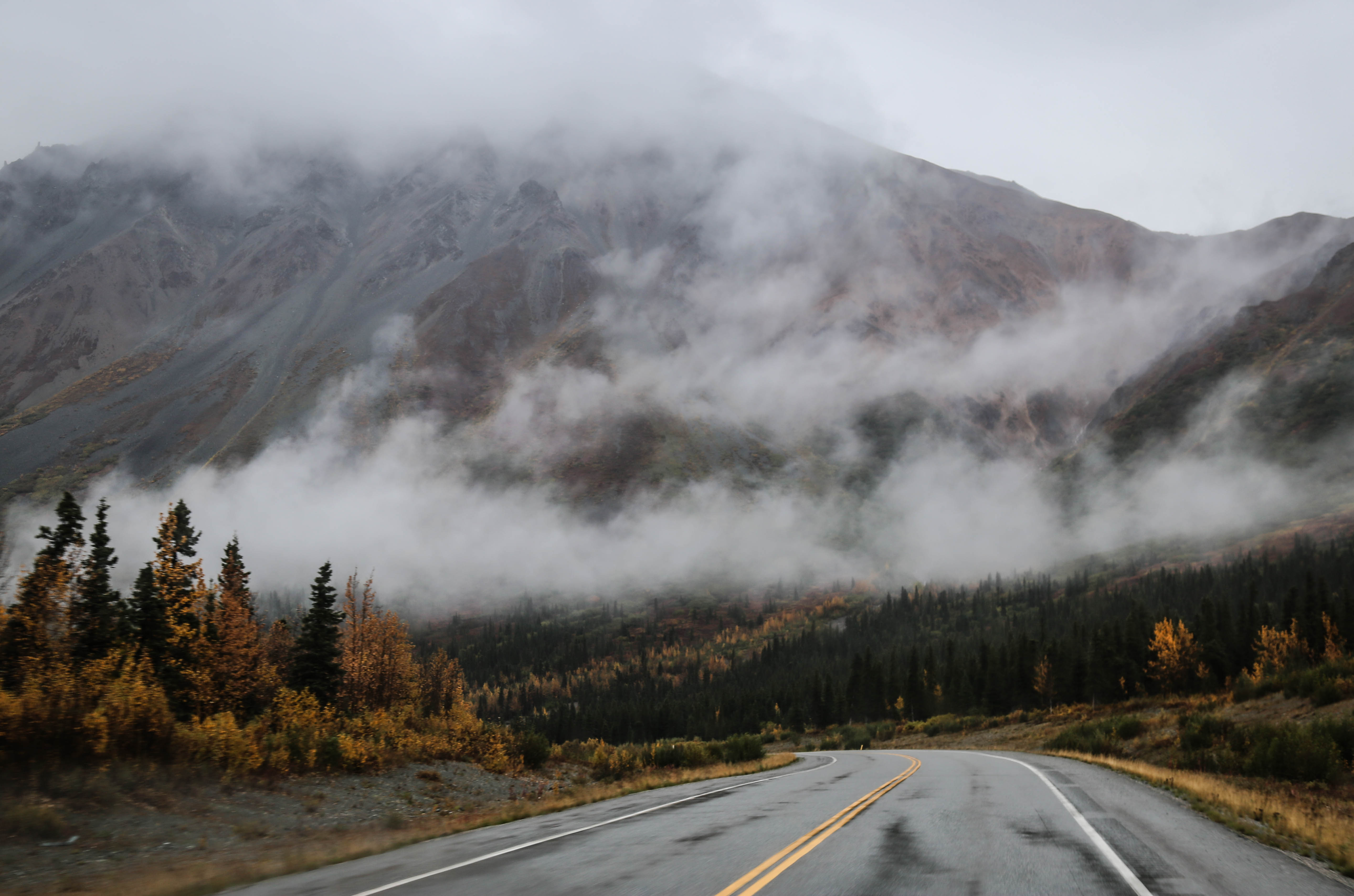 Comment organiser un road trip en Alaska ?