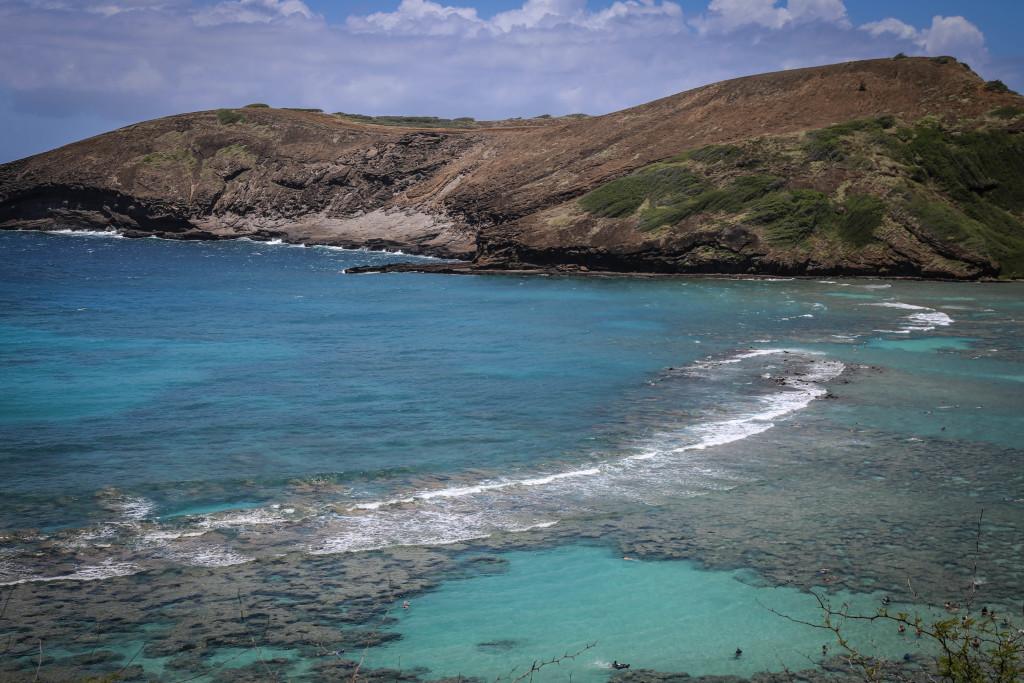 oahu-plage-honolulu-hanauma-baie-snorkling-hawaii