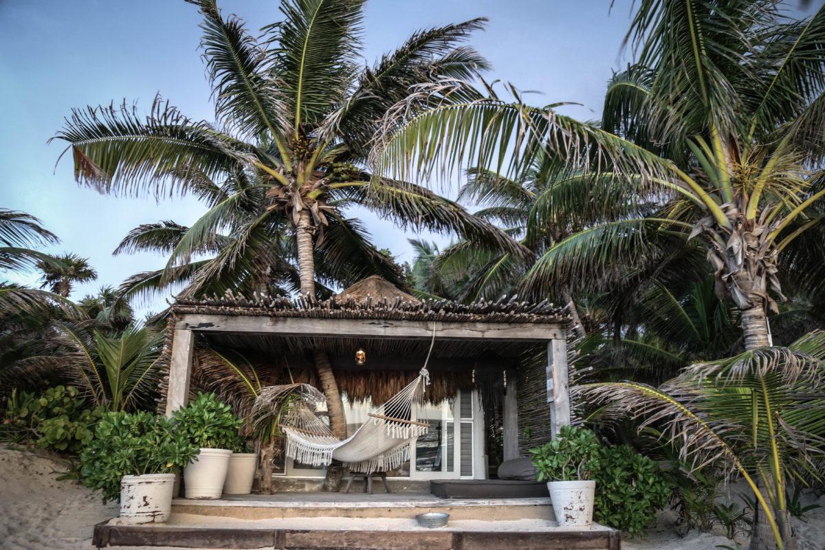 tulum-mexique-yucatan-plage-caraibes-nomade-hotel-cabana