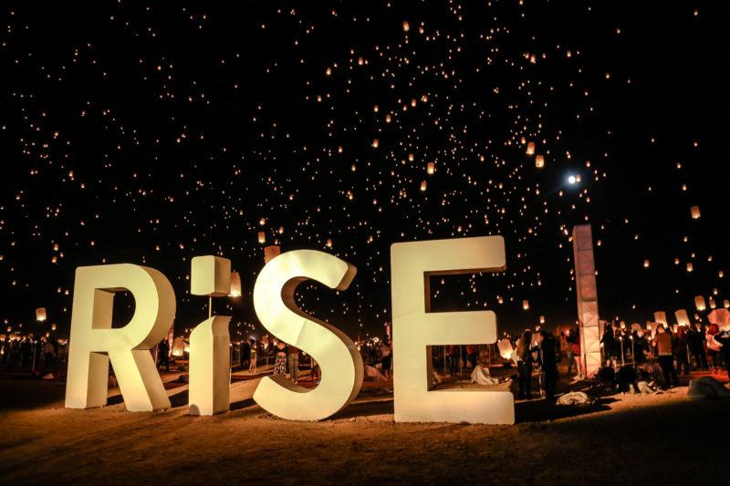 Las Vegas : RISE Festival