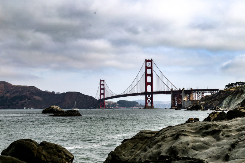 5 lieux pour photographier le Golden Gate Bridge