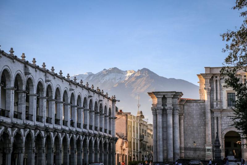 Itinéraire au Pérou : Arequipa et le Canyon de Colca