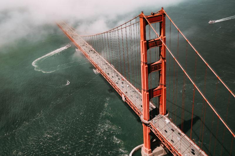 Survoler San Francisco en hélicoptère