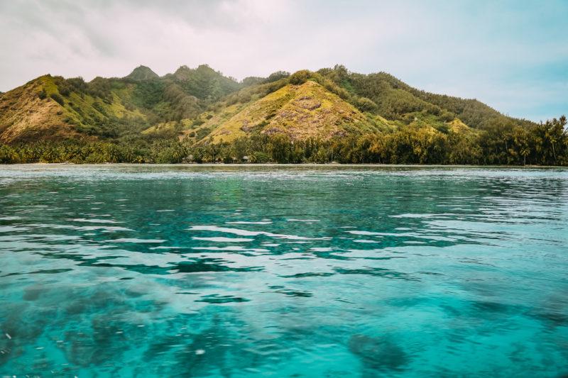 POLYNESIE : Visiter l'île de Moorea