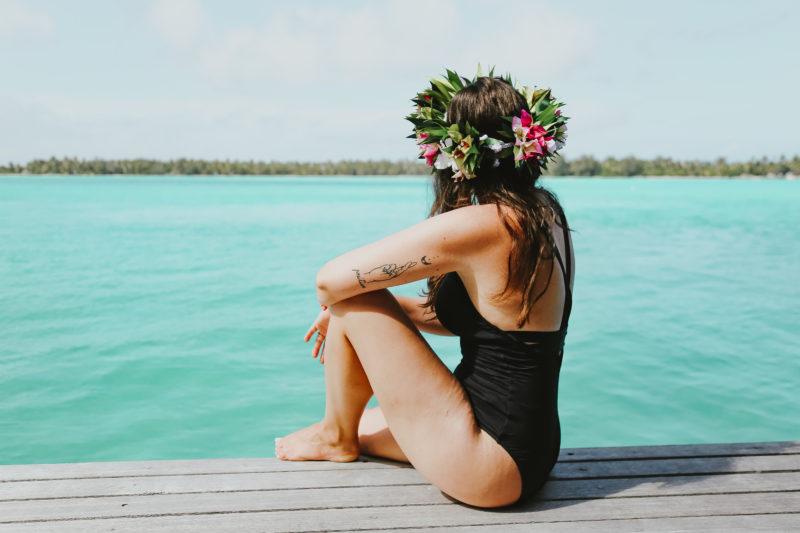 POLYNESIE : Le luxe de Bora Bora