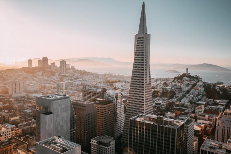 Les meilleurs bars avec vue de San Francisco